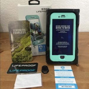 Case for iPhone 7/8 plus LifeProof Nuud